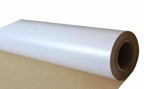 White film veneer