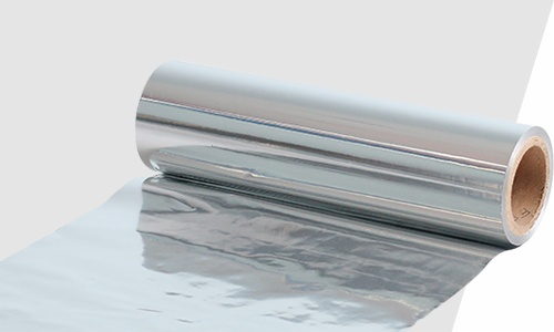Aluminum foil/PET laminate film